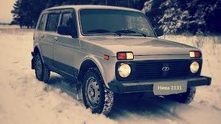 видео ВАЗ-2131. Двигатель