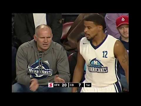 NBL Canada: Halifax Hurricanes vs  Cape Breton Highlanders - 22 Dec 2017
