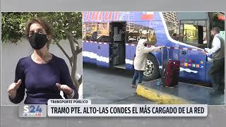 """Gloria Hutt por desconfinamiento de comunas: """"Nuestra preocupación es reforzar las horas punta"""""""