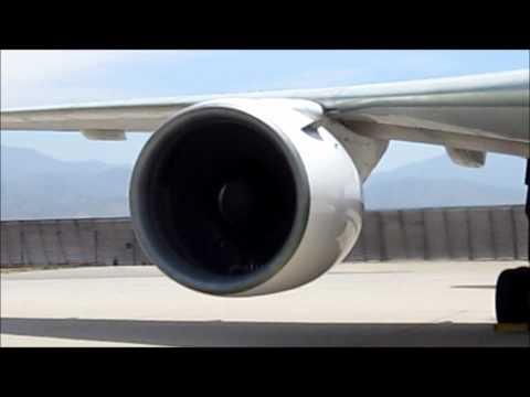 767-200ER P&W Full Power