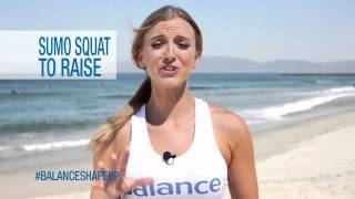 Balance Summer Shape Up - Holly Del Rosso - Sculpt Your Back