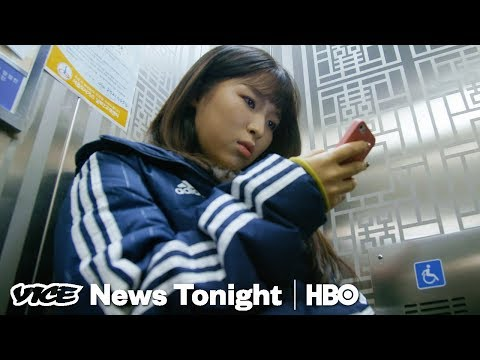 North Korean Defectors Are Social Media Stars (HBO)