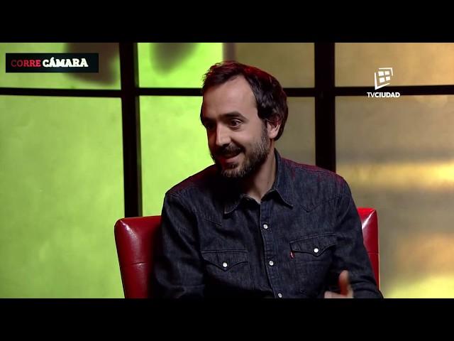Corre Cámara | Entrevista a Federico Borgia