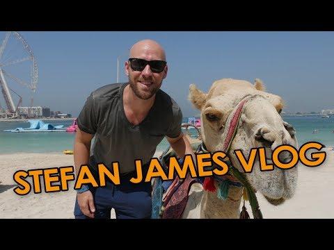 DUBAI, ABU DHABI & MUSCAT | Stefan James Vlog