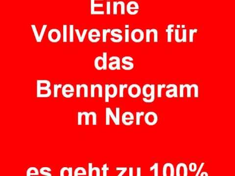 Nero Keygen ( Vollversion )