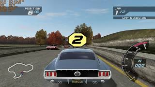"""Ford Racing 3 (Campaign) Walkthrough Part 1 - """"Movie Car Chases"""" (PC HD) [1080p]"""