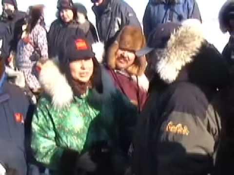Iditarod 2007 - Jeff King in UNK