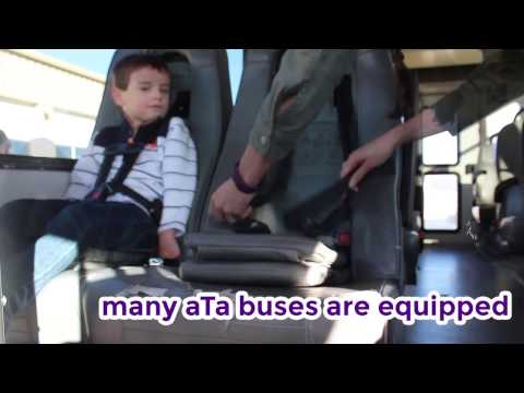 aTa Bus Child Safety Seats