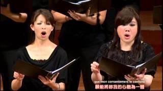 La Rose Complete / Morten Lauridsen (Conductor: Yun-Hung CHEN Taipei Chamber Singers)