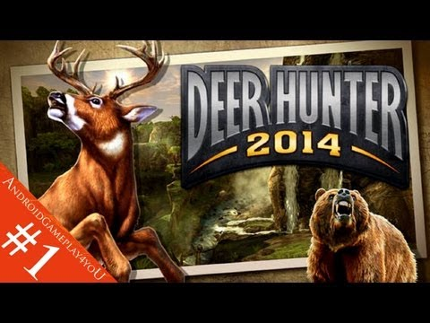 DEER HUNTER 2014 Android GamePlay Part 1 (HD) [Game For Kids]