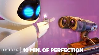 How Pixar Created A Perfect Animated Romance Scene | 10 Minutes Of Perfection