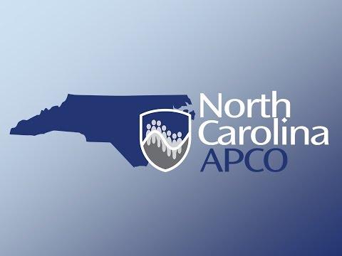 2016 North Carolina APCO Award Winners