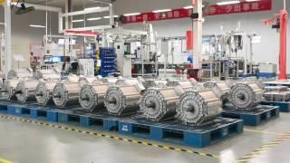 Prestolite E-Propulsion Systems - Fabrication de moteurs électriques