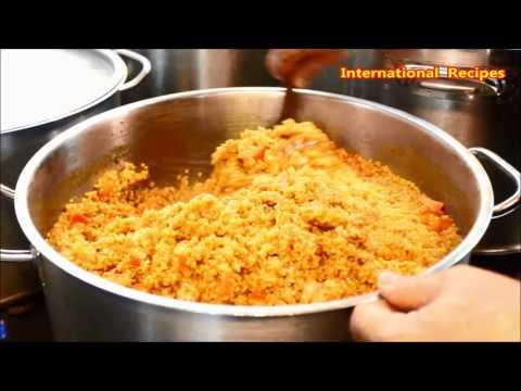 Kurdish/Turkish Recipe - How to Cook Red  Bulgur