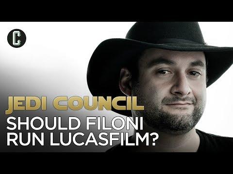 Should Dave Filoni Run the Lucasfilm Creative Team?