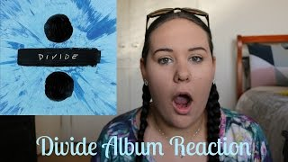 Divide ÷ Album Reaction || TAHLIREACTS