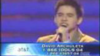 American Idol 7 - David Archuleta - Finals- Part 1 - 5/20/08