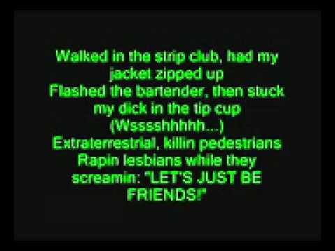 Eminem My Name Is Lyrics Dirty Version - YouTube