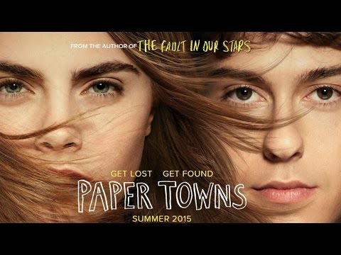 PAPER TOWNS - Double Toasted Audio Review