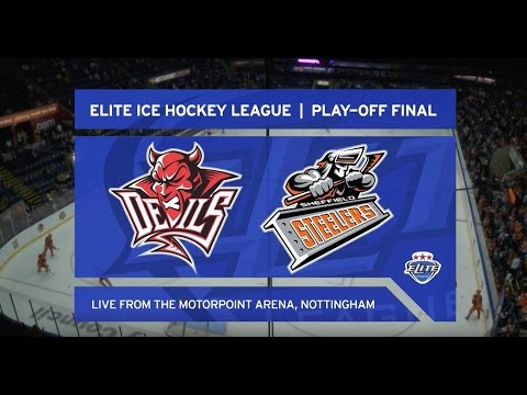 EIHL Play-off Final 2017 - Cardiff Devils v Sheffield Steelers - Full Game