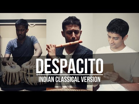 Despacito - Indian Classical Version (feat. Praveen Prathapa