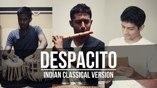 despacito indian classical version feat praveen prathapan janan sathiendran