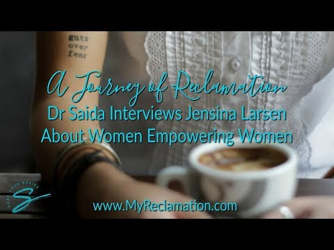 Women Empower Women with Dr Saida & Jensine Larsen of World Pulse