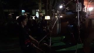 21018年7月15日 三重県四日市市 聖武天皇社前 カメラ感度悪くてすみませ...