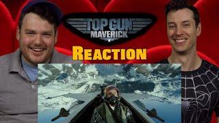 Top Gun: Maverick - Trailer Reaction / Review / Rating