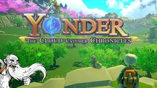 "Yonder Gameplay - ""A CUTESY WOOTSY FARMING GAME!!!""  - Let"