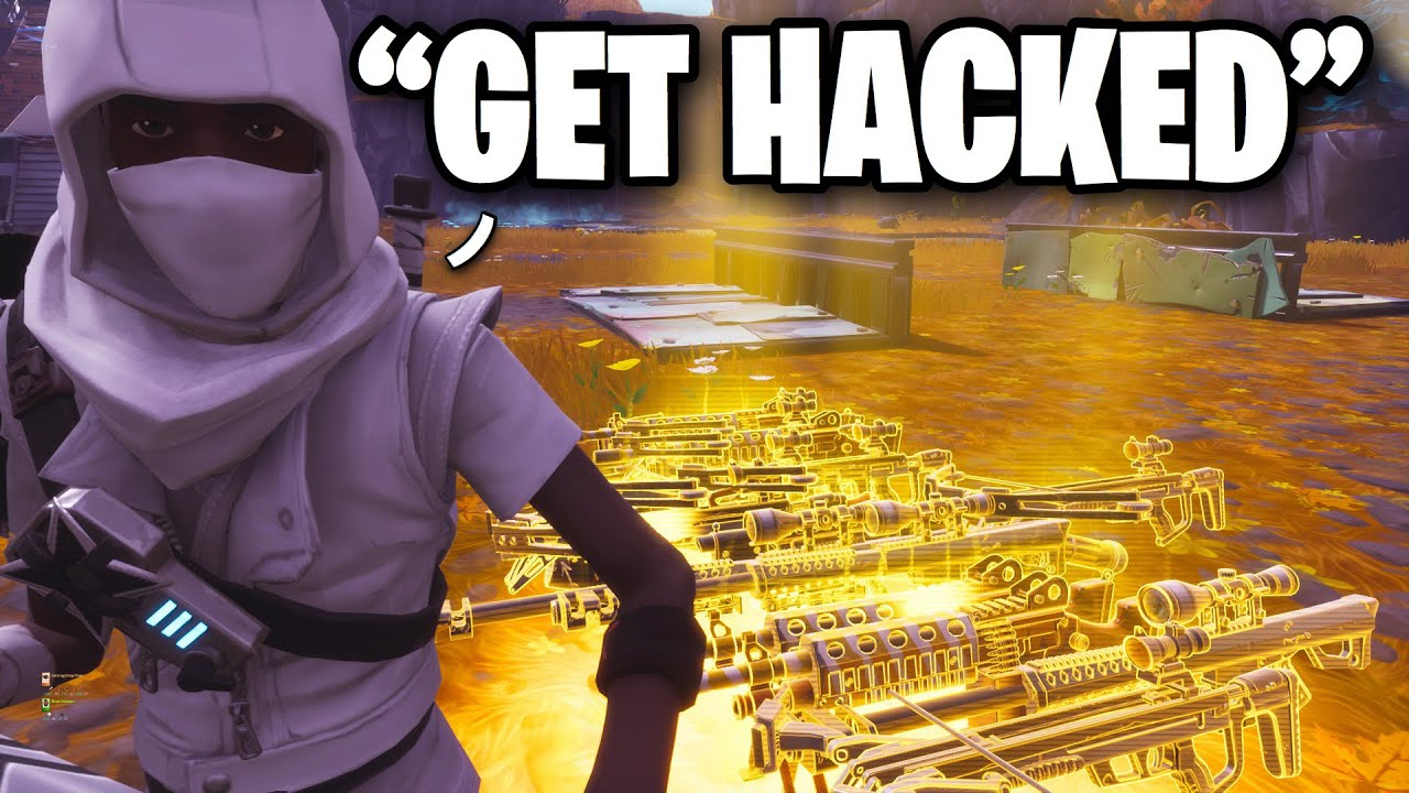 Scammer hacks my Discord Server!! 😞😭 (Scammer Get Scammed) Fortnite Save The World