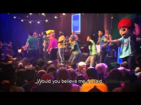 Free - Super Strong God (Hillsong Kids) - With Subtitles/Lyrics - HD Version