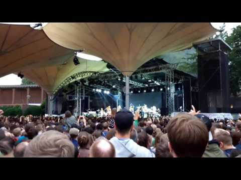 """Wake Up"", Arcade Fire, Tanzbrunnen, Cologne, 16 June 2017"