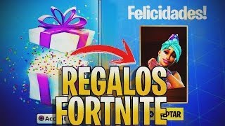 REGALO DÍA 7 DE LOS *14 DÍAS DE FORTNITE*!! Fortnite Battle Royale Regalo 7 fortnite