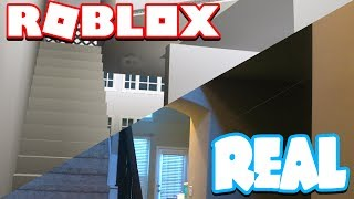 Remaking My Real House In Roblox!!