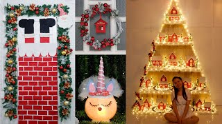 10 Diy christmas decorations 2021🎄 New Christmas decoration ideas 🎄 13