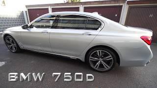 2017 Bmw 750d Long Individual Автомобили Из Германии