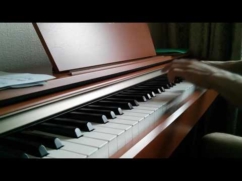 Justin Hurwitz - Summer Montage / Madeline (40-second piano & bass transcription)