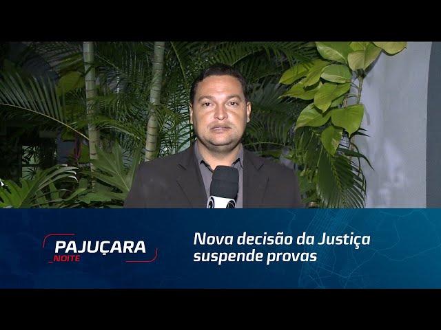 Nova decisão da Justiça suspende provas para alguns cargos em Rio Largo