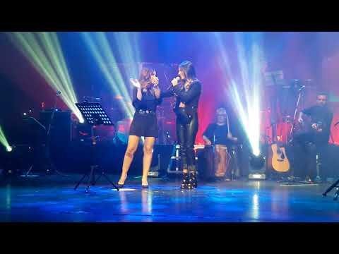 """""""zamba para olvidar """"India Martinez y soledad Teatro Avenida (13/10/17)"""
