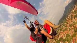 TravelGirls.ro – zbor cu parapanta la Bunloc