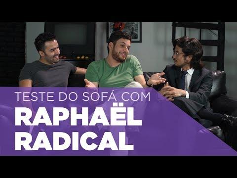 Teste do Sofá ep 18  Raphaël Lima