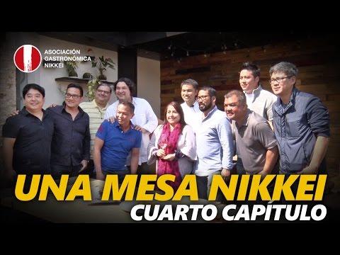 Una Mesa Nikkei   Ep4 EPILOGO