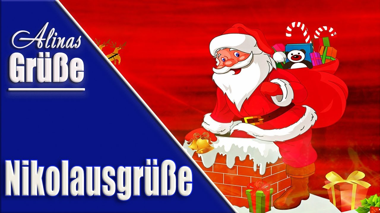 6 Dezember Nikolaustagliebe Grüße Zum Nikolaustag