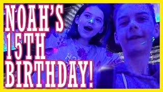 noah s 15th birthday emma hits a jackpot   kittiesmama