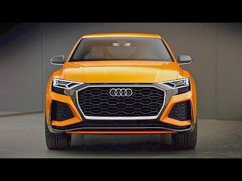 Audi Q8 sport concept (2017) Features, Interior, Exterior [YOUCAR]