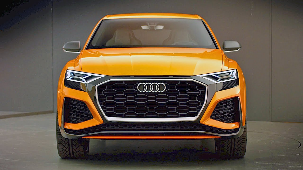 audi q8 sport concept 2017 features interior exterior. Black Bedroom Furniture Sets. Home Design Ideas