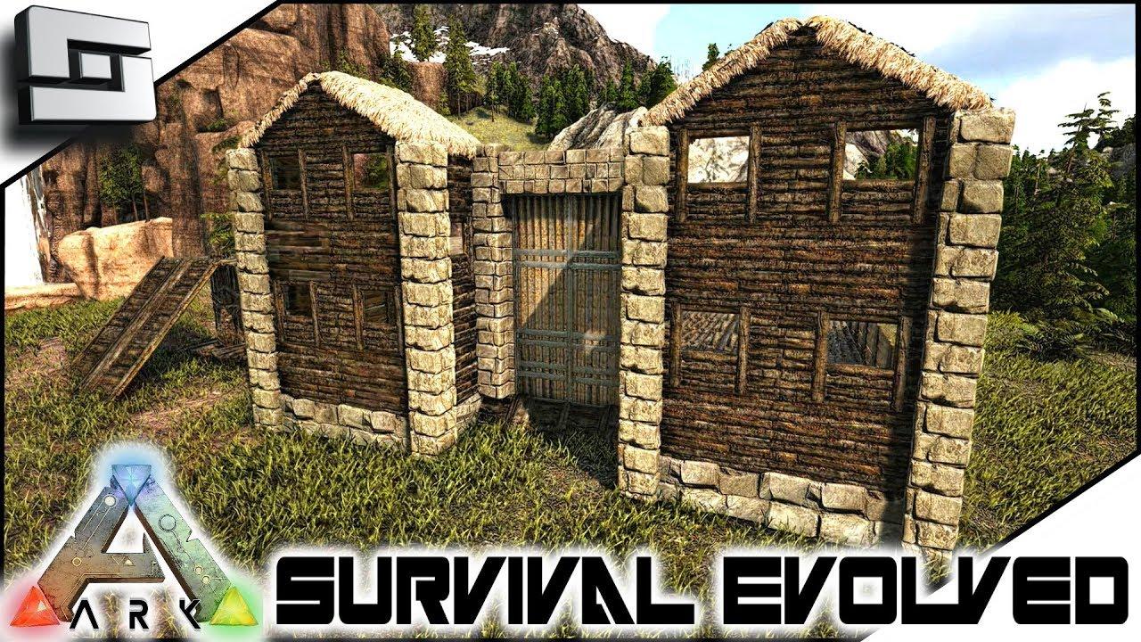 Download Ark: Survival Evolved   Base Building Begins! E5 ( Ark Ragnarok Map  ) Mp3