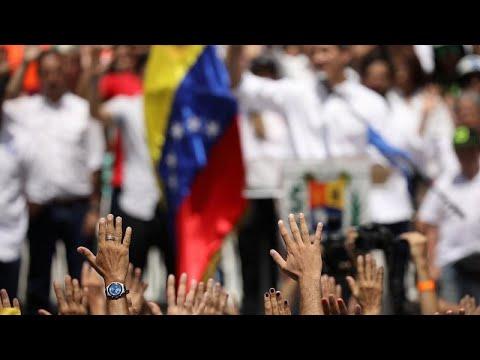 Delegação do Parlamento Europeu proibida de entrar na Venezuela