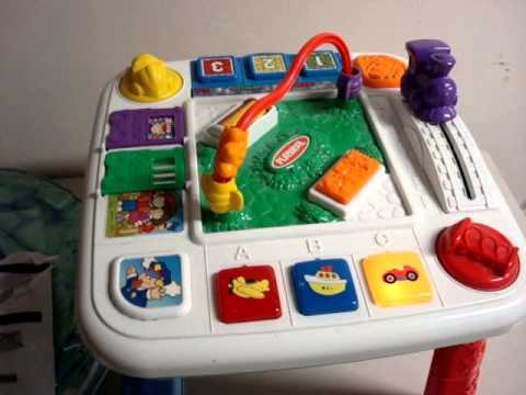 Playskool electronic muscal activity play learning ...